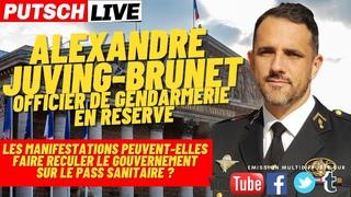 A. Juving-Brunet: Les parlementaires se sont couchés, nous sommes seuls et nous devons y aller!