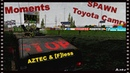 Moments Spawn Toyota Camry by Aztec Fless TOP-GTA 1440p