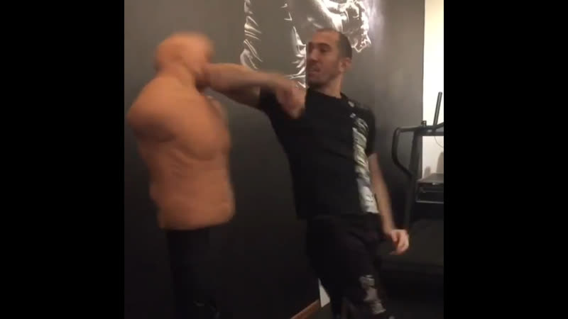Дэйв Ледюк чемпион MLWC по летвею колотит Боба