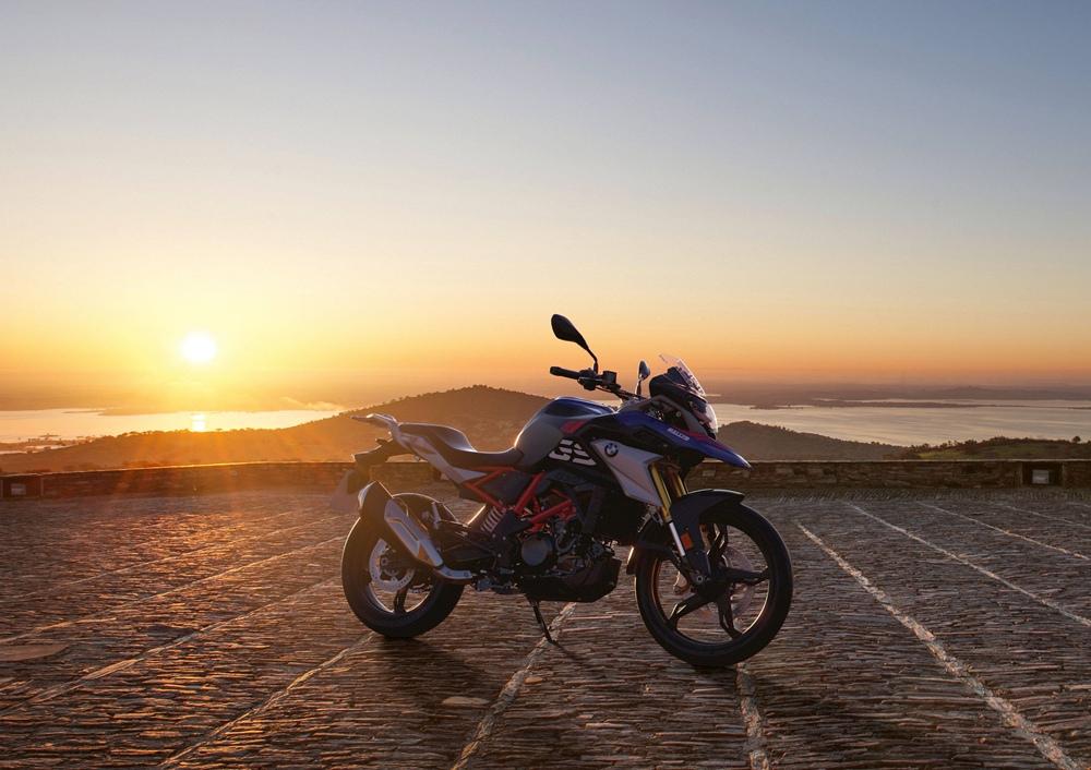 Мотоцикл BMW G310GS 2021
