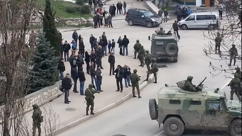 Крым и мирные инициативы Кремль готовит следующий удар