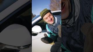 Антиобзор Тойота Камри в формате Shorts . Японская чудо-техника . Машина за 2 ляма