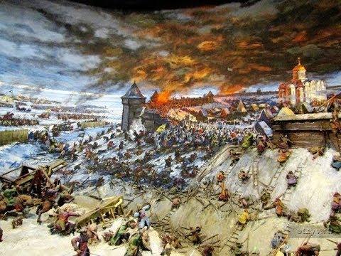 1237 г Нашествие ОРД Батыя на древнею Русь Как это было
