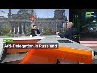 """""""Bananenrepublik Deutschland"""" – Hansjörg Müller und Petr Bystron im Interview"""