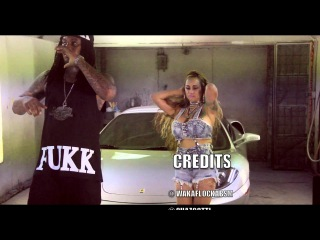 Chaz Gotti feat Waka Flocka Flame Promo video behind the scenes