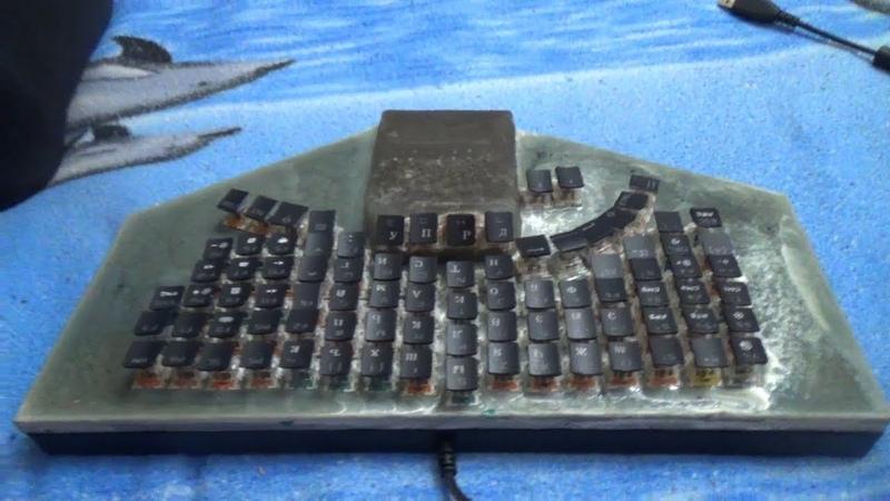 Сравнение Игровой клавиатуры Sneik Battel Control /Часть 2