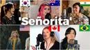 Who sang it better : Senorita - Camila cabello ( US, India, canada, Australia, korea ) señorita