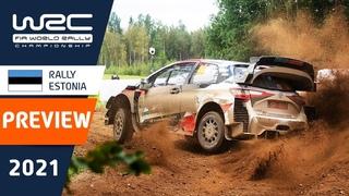 PREVIEW Clip - WRC Rally Estonia 2021