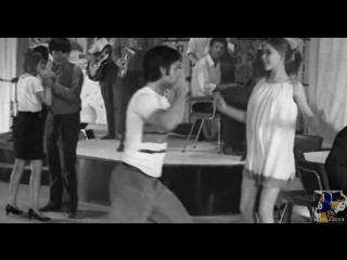 """Оркестр Джеймса Ласта. Little Man (в кадре Родион Нахапетов) (кинофильм """"Влюбленные"""", 1969)"""