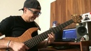 Arturzinho Aguiar Slap Bass Groove